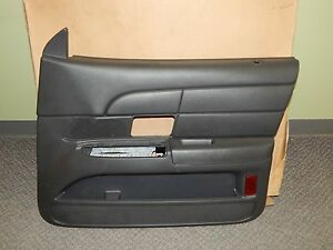 Crown Victoria Door Panel In Stock Replacement Auto Auto Parts Ready To Ship New And Used