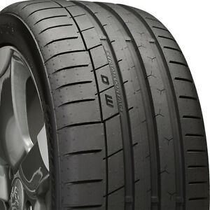 2 New 255 40 17 Continental Extreme Contact Sport 40r R17 Tires 33455