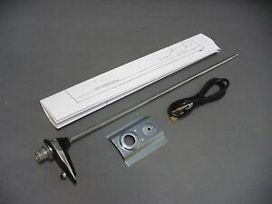 58 59 Ford Radio Antenna Fairlane Skyliner Galaxie Sunliner Ranchero