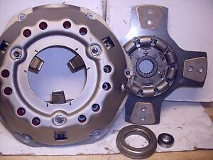 Oliver 1650 1655 White 2 70 2 78 4 78 12 Tractor Clutch Kit 4 Pad 168823as