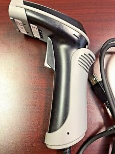 Opticon Opi 2002 Point Of Sale Barcode Scanner Black