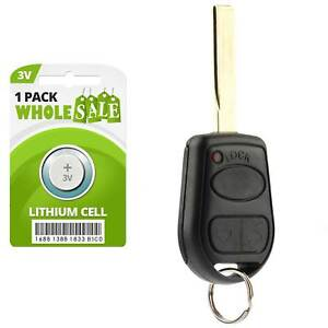 Replacement For 2002 2006 Land Rover Range Rover Key Fob Remote Combo