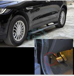 Electric Side Steps For Jaguar F Pace F Pace 2016 Car Running Board Nerf Bars