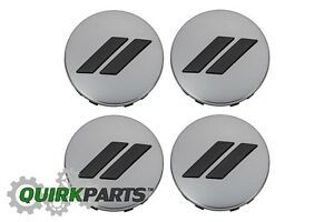 17 19 Dodge Charger Challenger 20 Chrome Wheel Center Caps Set Of 4 Oem Mopar