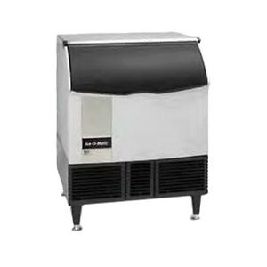 Ice o matic Iceu300fa Air Cooled 309lb 24hr Undercounter Cube Ice Maker