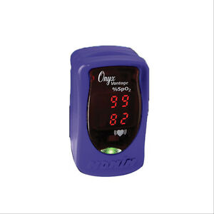 Onyx Vantage 9590 Pulse Ox Purple 1 Ea