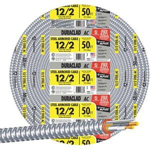 Southwire 25 12 2 Stl Armr Cable
