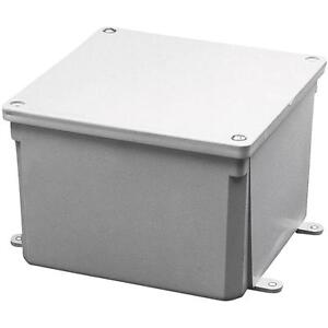 Carlon 12 X 12 X 6 Junction Box