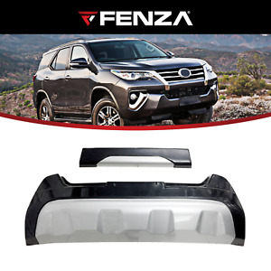 Front Bumper Guard Sw4 Style For 2016 2019 Toyota Fortuner