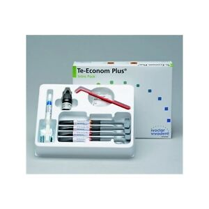 Ivoclar Vivadent Te Econom Plus Dental Resin Composite Kit Teeconom Kit