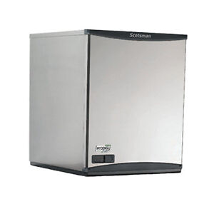 Scotsman F1222r 3 1250 Lb day Remote Cooled Prodigy Plus Flake Style Ice Maker