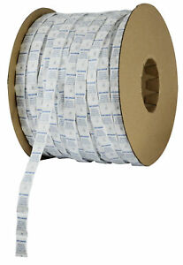 1 Gram Continuous Strip Pillow Packets Silica Gel Cotton Roll Of 3000