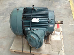 Reliance Electric Imaf68630 Ac Electric Motor 60hp 1775rpm 3ph 460v 364t Tefc