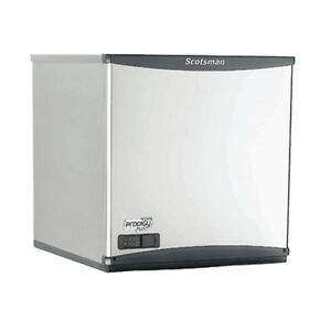 Scotsman N0622r 1 660 Lb day Prodigy Plus Remote Cooled Nugget Style Ice Maker
