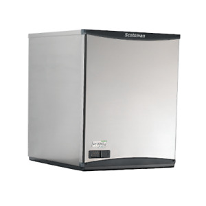 Scotsman N1322w 3 1354 Lb day Prodigy Plus Water Cooled Nugget Style Ice Maker