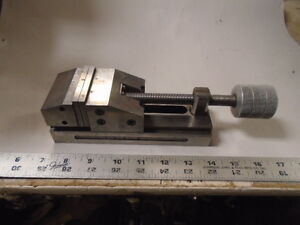 Machinist Tools Lathe Mill Machinist 2 1 2 Tool Makers Ground Precision Vise
