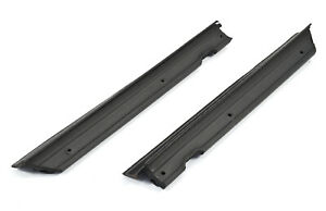 1983 1993 Mustang Convertible Outside Quarter Window Rubber Weatherstrip Seals