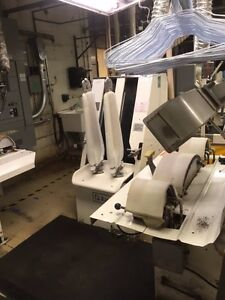 Dry Cleaning Equipment Ajax Sleever