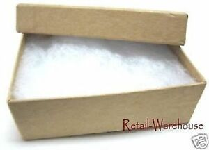 Jewelry Boxes 2000 Cotton Filled