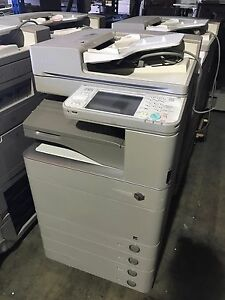 Canon Imagerunner Advance C5030 Color Multifunction W c1 Staple Finisher