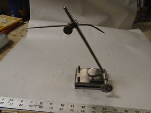 Machinist Tools Lathe Mill Toolmakers Ground Surface Gage Scribe Gauge Y