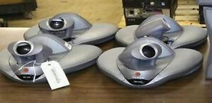 Lot Of 4 Polycom Vsx 7000 Video Conferencing Systems