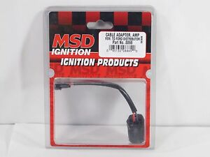 Msd Ignition 8869 Ford Adapter Cable