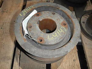 6 Groove V Belt Pulley Sheave 8 5 Od