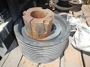 10 Groove V Belt Pulley Sheave 14 Od
