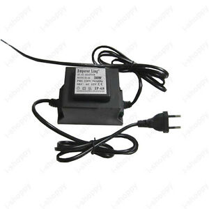 12v 2 5a 30w Driver Power Supply Ac To Ac Adapter Transformer For Led Rgb Lights