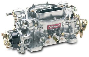 Edelbrock Performer Carburetor 4 Bbl 800 Cfm Air Valve Secondaries 1413