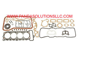Mazda D5 Engine Overhaul Gasket Kit For Yale Forklift Hyster Forklift