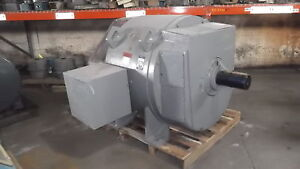 500 Hp Dc General Electric Motor 850 Rpm 6513 Frame Dpfv 500 V