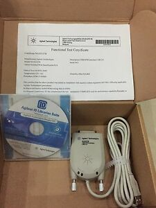 New In Box Hp Keysight Agilent 82357b Usb gpib Interface High speed Usb 2 0