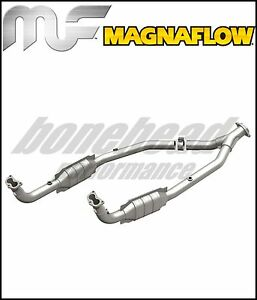Magnaflow 93689 Catalytic Converter 1999 2002 Land Rover Discovery Ii 4 0l