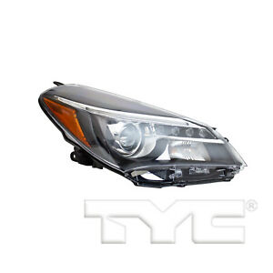 For 2015 2017 Toyota Yaris Se Hatchback Headlight W led Drl Passenger Side Rh