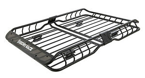 Rhino Rack Xtray Large Roof Mount Cargo Basket Rmcb02