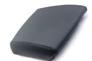 Center Console Armrest Leather Synthetic Cover Fits Nissan Frontier 05 19 Black