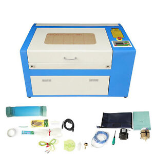 50w Usb Co2 Laser Engraving Cutting Machine Engraver Cutter Woodworking crafts