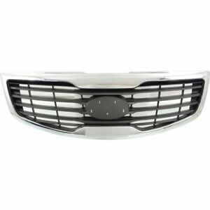 863503w030 Ki1200164 New Grille For Kia Sportage 2013