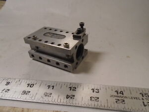 Machinist Tool Lathe Mill Tool Makers Ground Set Up Fixture Block Plate