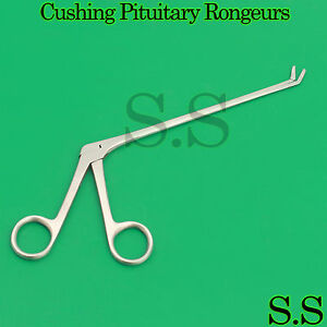 Cushing Pituitary Rongeurs 7 2x10mm Cup up Ent Surgical Instruments