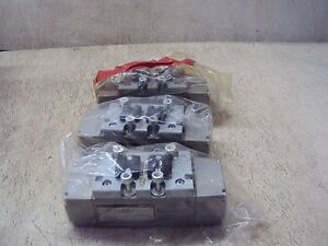Bosch 0820226004 Valve Lot Of 3 New