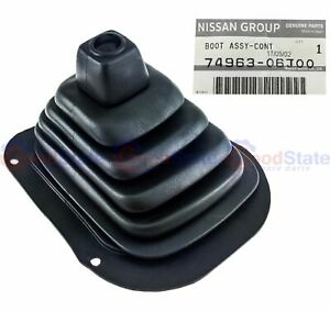Genuine Nissan Patrol Gq Y60 Gear Stick Shifter Lever Rubber Boot