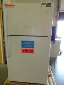 Thermo Electron Revco Rcrf252a14 Refrigerator freezeer Contact Us