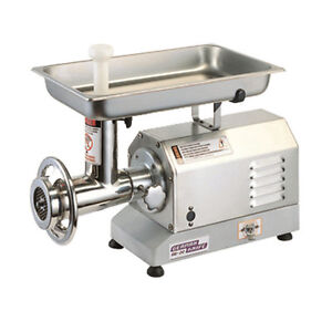 Turbo Air Gg 22 German Knife Bench Type Gear Driven Meat Grinder