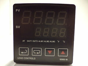 New Love Controls Series 4b Model 4b 53 Temperature Controller