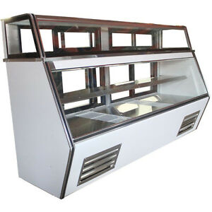 Commercial Refrigerated 7 11 Style Deli Meat Case 117