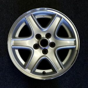 16 Jeep Liberty 2002 2003 2004 Oem Factory Original Alloy Wheel Rim Silver 9037