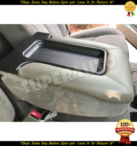 Console Box Armrest Replacement Lid For Chevy Silverado Gmc Sierra 924 811 Grey